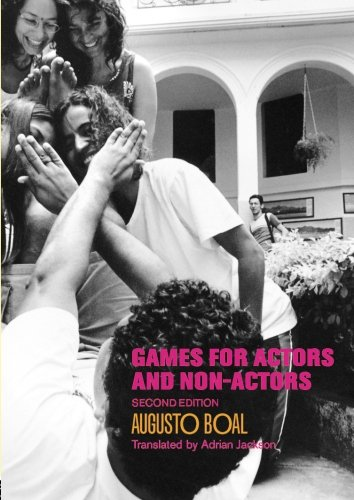 Games for Actors and Non--Actors