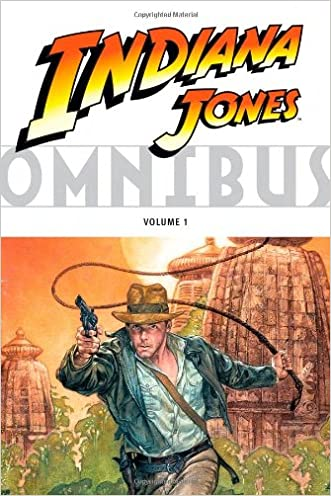Indiana Jones Omnibus, Vol. 1