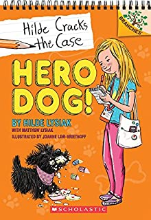 Book Cover: Hero Dog!: A Branches Book