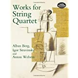 Works for String Quartetby Alban Berg