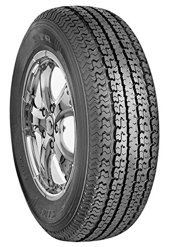 Trailer King ST Radial Trailer Tire - 225/75R15 117L (Greenball Trailer Tires compare prices)