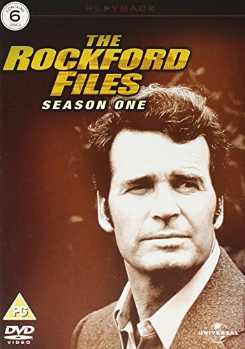 The Rockford Files - Season 1 [Edizione: Regno Unito]
