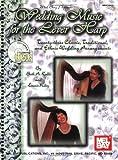 Mel Bay Wedding Music for the Lever Harp Book/CD set