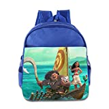 Toddler Kids Moana School Backpack Cute Children School Bag