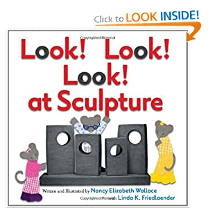 Download book Look! Look! Look! at Sculpture