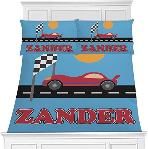 Race Car Bedding front-447174