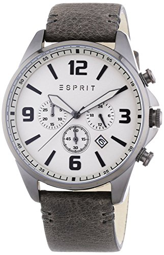 esprit-clayton-mens-quartz-watch-with-grey-dial-chronograph-display-and-grey-leather-strap-es1080010