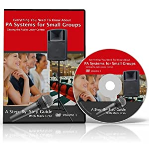 Pa Systems for Small Groups