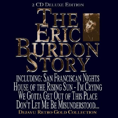 Eric Burdon - The Eric Burdon Story - Zortam Music