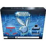 Playboy Super Eau de Toilette Gift Set 100 ml