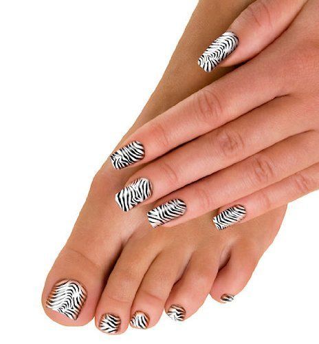 The Edge 'Trendy Nail Wraps - Get Nailed' Cruel di Ville 3001317 by The Edge