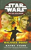 Star Wars - The New Jedi Order: Balance Point (009941029X) by Tyers, Kathy