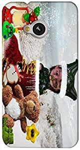 Timpax protective Armor Hard Bumper Back Case Cover. Multicolor printed on 3 Dimensional case with latest & finest graphic design art. Compatible with HTC M7 Design No : TDZ-28068