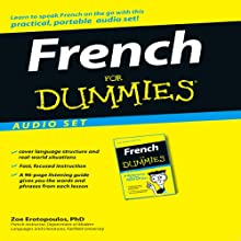 French For Dummies (       UNABRIDGED) by Zoe Erotopoulos Narrated by uncredited