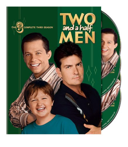 Two & A Half Men: Complete Third Season [DVD] [Import]