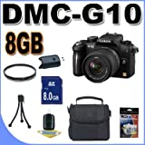 Panasonic Lumix DMC-G10 12.1 MP Live MOS