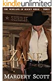 Zane (The Morgans of Rocky Ridge Book 3)