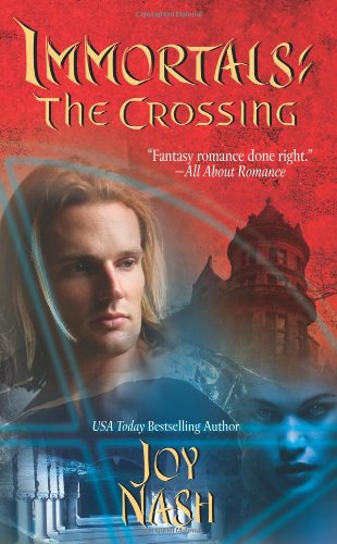 Image of Immortals: The Crossing