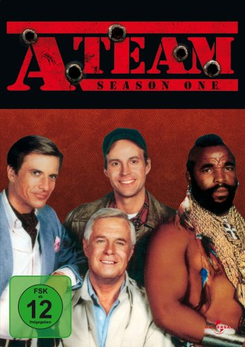 A-Team - Season One (5 DVDs)