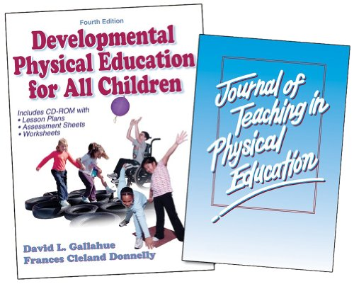 Developmental Physical Education for All Children W/Journal Access-4th Edition