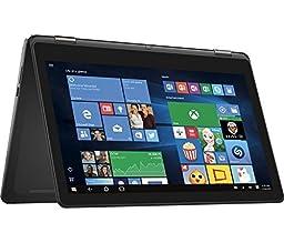 Dell Inspiron i7568 15.6-Inch 2-in-1 Full HD (1920x1080) Touchscreen Convertible Laptop (Intel Core i5-6200U, 8GB RAM, 256GB SSD, Windows 10 Home)