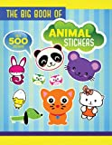 Pauline Molinari The Big Book of Animal Stickers (Big Book of Stickers)