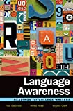 img - for Language Awareness: Readings for College Writers book / textbook / text book