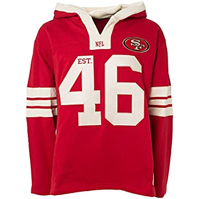 San Francisco 49ers NFL All Pro Heavyweight Hoodie