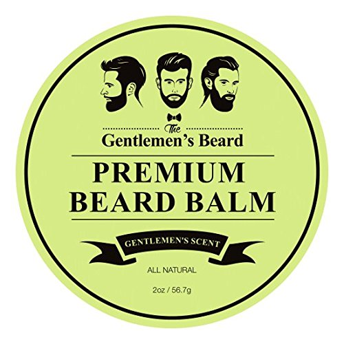 Premium Beard Balm and Tame Your Beard With No Greasiness