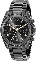 Michael Kors Women's Blair Black Watch MK6283