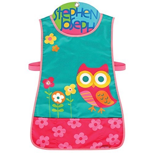 Stephen Joseph Owl Craft Apron