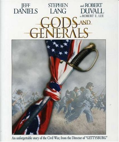 Gods and Generals [HD DVD] [2003] [US Import]