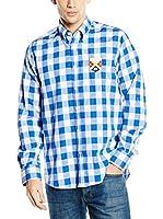 POLO CLUB CAPTAIN HORSE ACADEMY Camisa Hombre Big Gentle Trend (Azul)