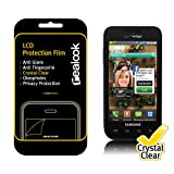 "REALOOK Verizon ""Fascinate"" Samsung Galaxy S (Model SCH-i500) Screen Protector, Crystal Clear 2-PK ~ Realook"