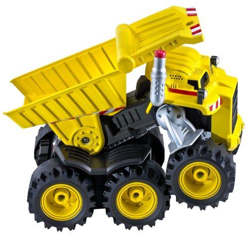 Rocky the Robot Truck