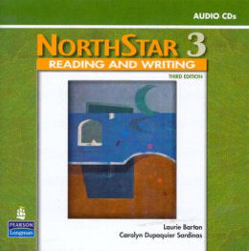 NorthStar, Reading and Writing 3, Audio CDs (2)