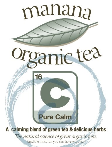 Green Herbal Tea - Pure Calm