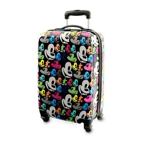 ディズニー 旅行バッグ スーツケース キャリーケース (機内持込可能サイズ) #7501055880031P