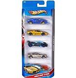 Hot Wheels World Race 5-Pack