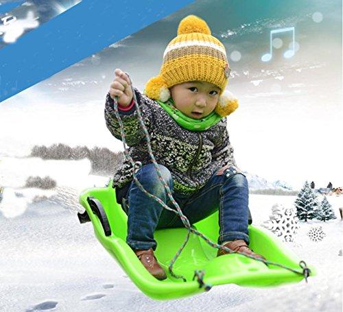 HXQ-Luge-adulte-enfantpaississementplanches--neigefreinsherbesableglace-traneau