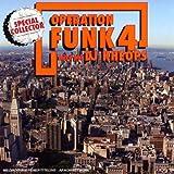 echange, troc Compilation, DJ Kheops - Opération Funk /Vol.4