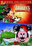Mickey's Once Upon A Christmas/Mickey's Twice Upon A Christmas [DVD]