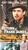 Return of Frank James, the