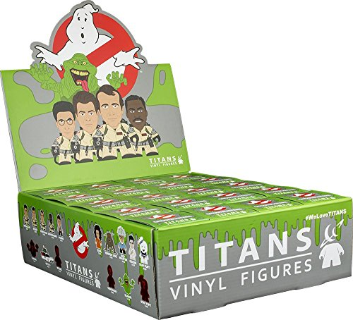 Ghostbusters Titans Collection Random Mini-Figure