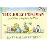 The Jolly Postman: Or, Other People's Lettersby Janet Ahlberg