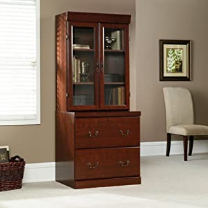 Amazon Com Heritage Hill Lateral File With Hutch