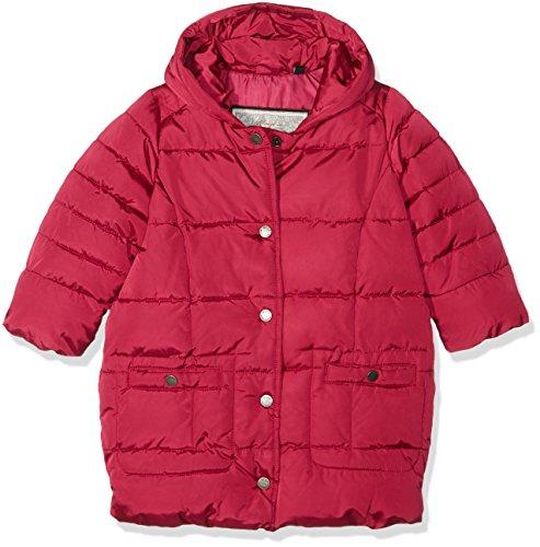 Mexx Mini Girls Coat, Cappotto Bambina, Rot (Sangria 150), 4 anni