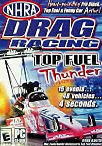 NHRA Drag Racing: Top Fuel Thunder - PC