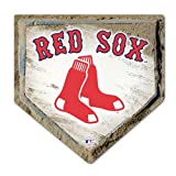 MLB Boston Red Sox Home Plate Design Mouse Pad