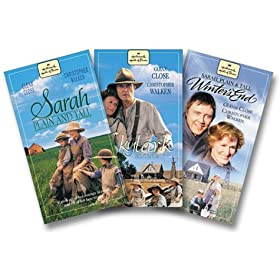 Sarah Plain & Tall Trilogy (3pc) [VHS]